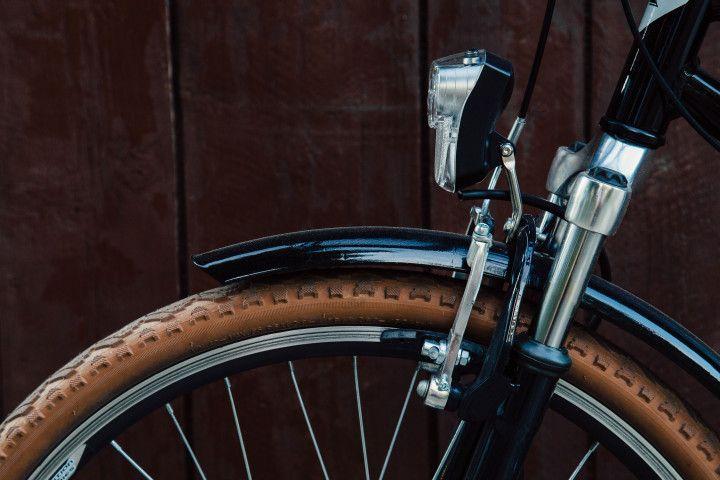 rower gotowy do drogi