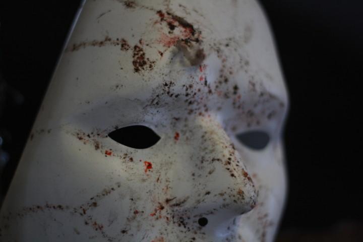teatralna maska