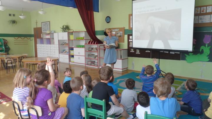 warsztaty edukacyjne dla dzieci w przedszkolu