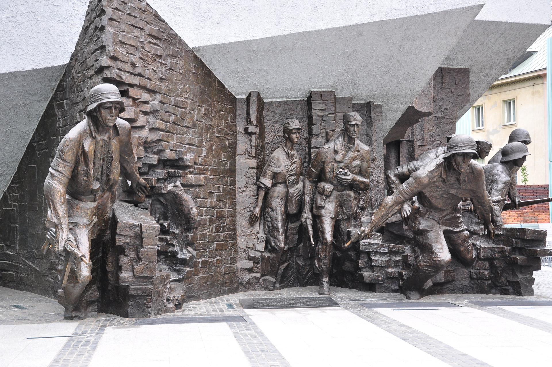 pomnik Powstanie Warszawskie