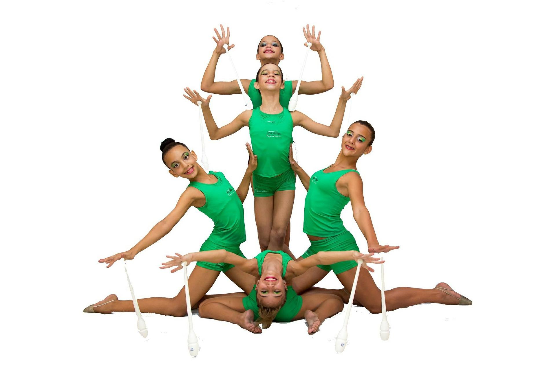 gimnastyka artystyczna dzieci
