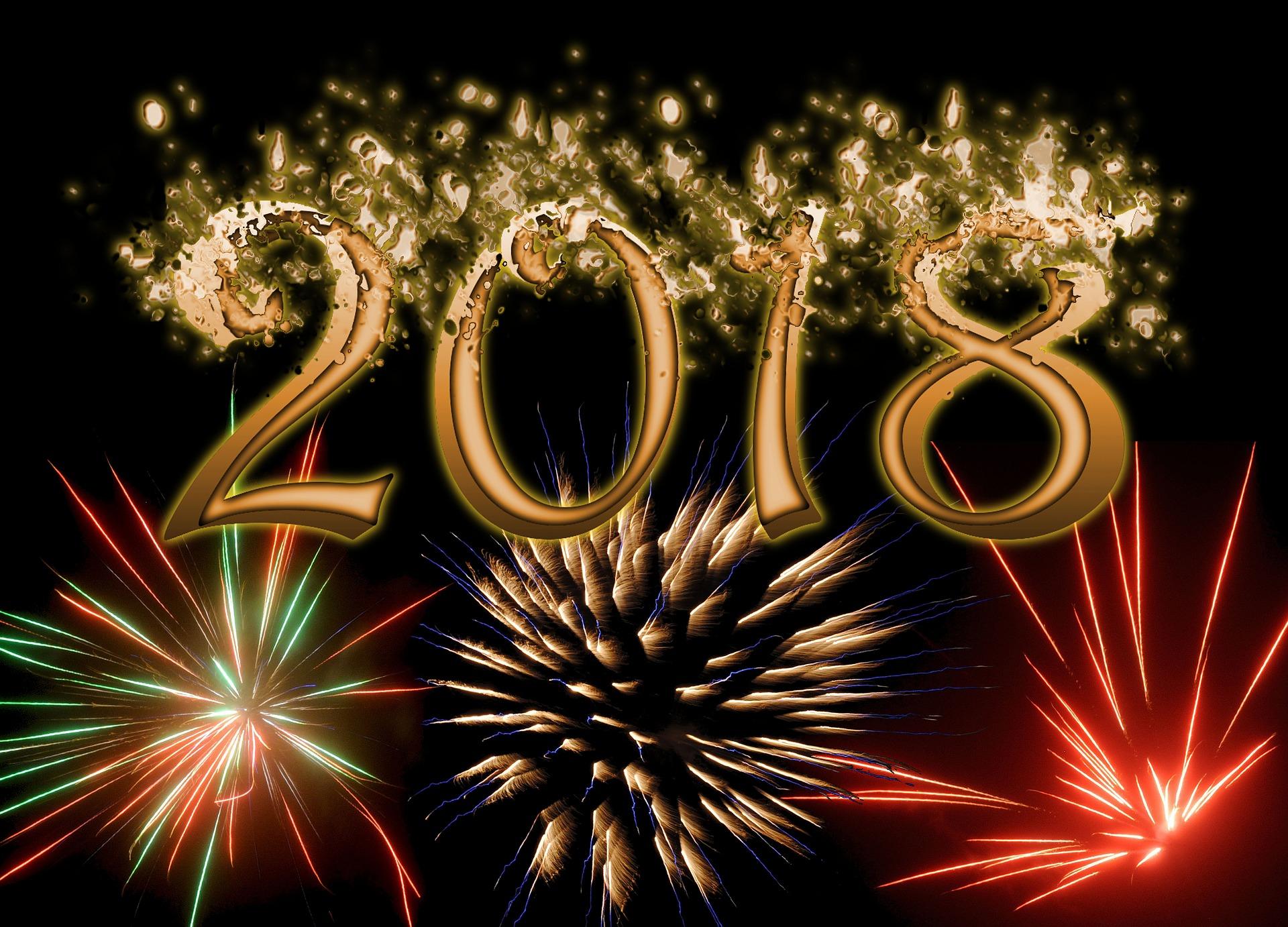 Sylwestrowa Noc 2018 Rok