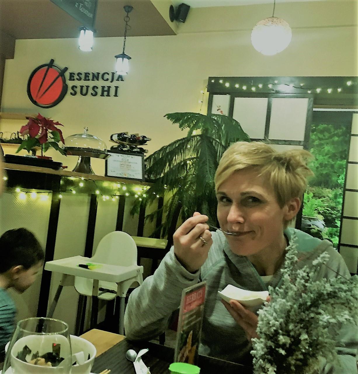 Restaurtacja Esencja Sushi