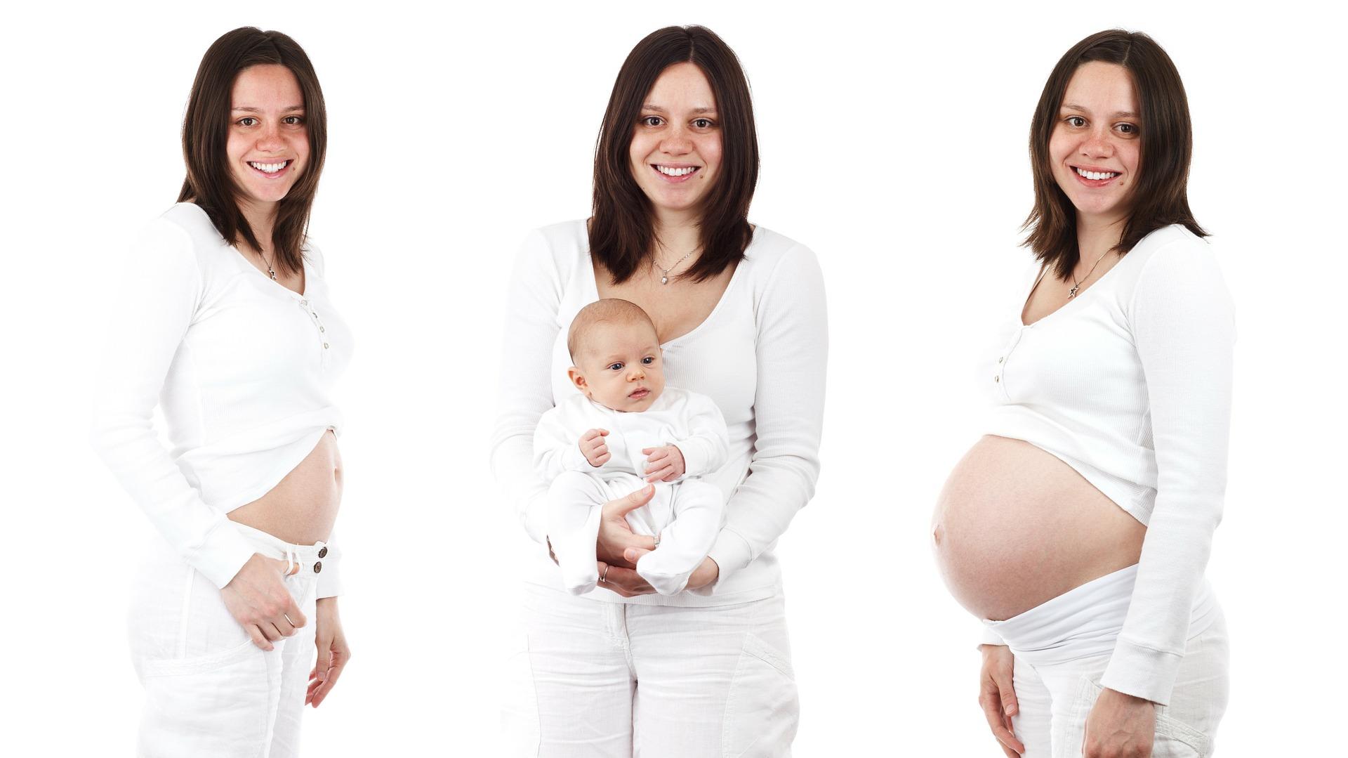 cykl:ciąża, poród, dziecko