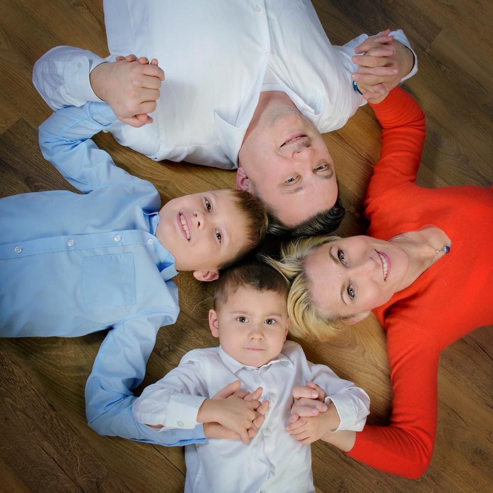 Rodzina Serwatki x 4