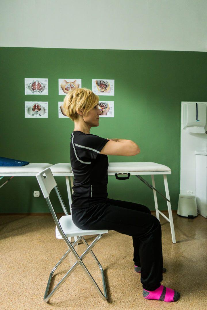 ćwiczenie tygodnia, trening lokalizacji mięśni dna miednicy