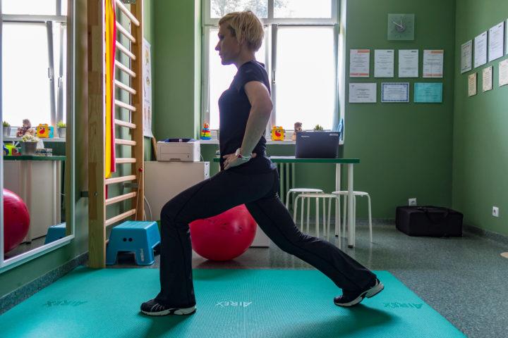Licencja na Zdrowie, ćwiczenie tygodnia: wypady w przód