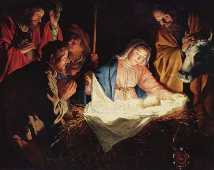 Noc Betlejemska narodziny Jezusa