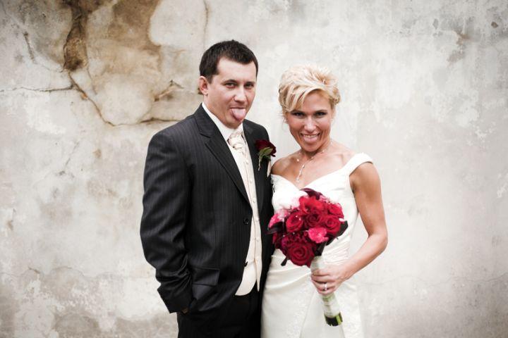 Magdalena i Sebastian ślub