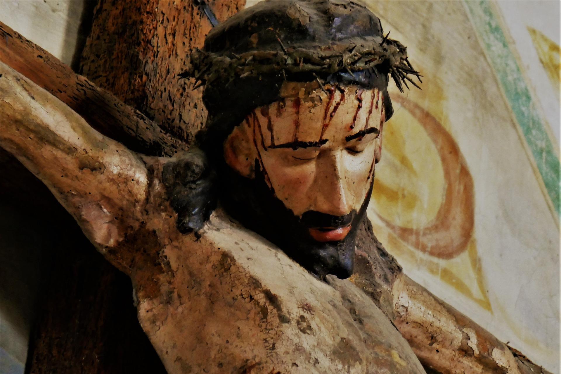 Jezus Chrystus ukrzyżowany